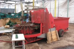 POTTING MACHINE AT NURSERY