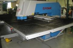 CNC TURRET PUNCH (FABRICATING)