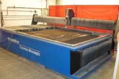 WATER JET CUTTING MACHINE (FABRICATING)
