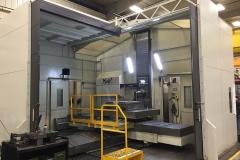 CNC HORIZONTAL BORING MILL WITH ENCLOSER (MACHINING)