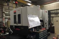 CNC HORIZONTAL MACHINING CENTER (MACHINING)