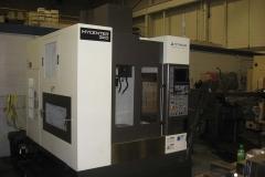 CNC VERTICAL MACHINING CENTER (MACHINING)