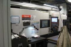 CNC MILLING AND TURNING CENTER (METAL TURNING)