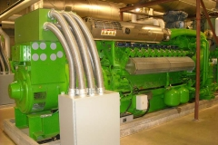 METHANE POWERED ELECTRIC GENERATOR (MISC)