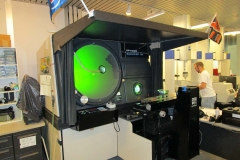 OPTICAL COMPARATOR (INSPECTION)