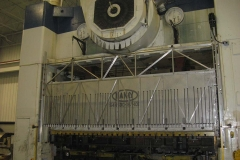 1500 TON STRAIGHT SIDE PRESS (STAMPING)